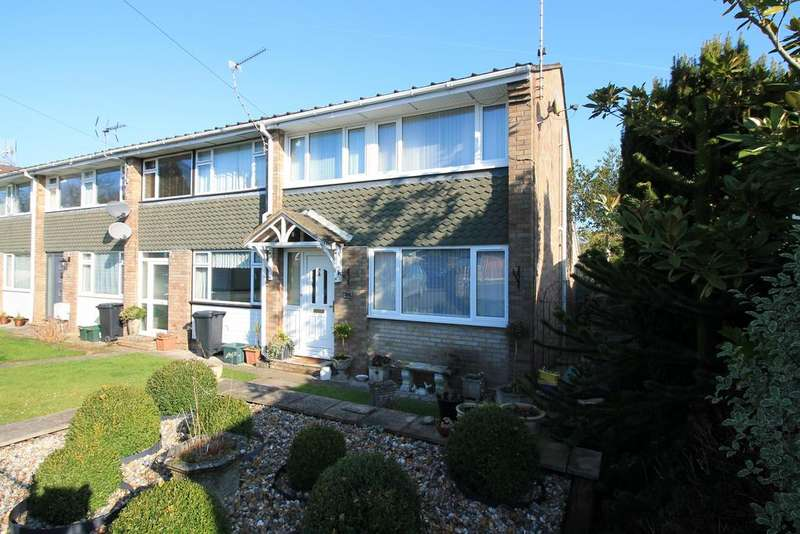 3 Bedrooms End Of Terrace House for sale in Church Close, Yatton, North Somerset, BS49 4HG