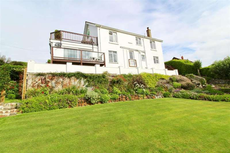 4 Bedrooms Detached House for sale in Cove Road, Mullion