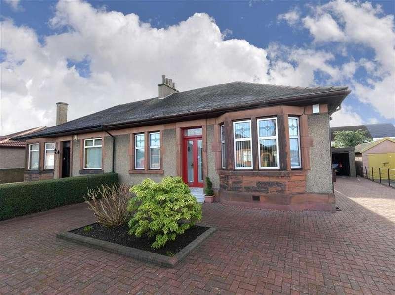 2 Bedrooms Semi Detached Bungalow for sale in St. Andrews Road, Renfrew