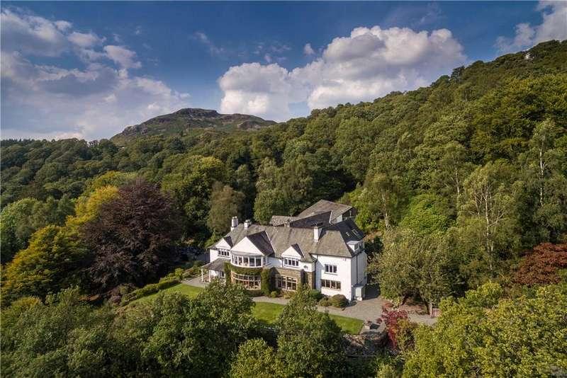9 Bedrooms Detached House for sale in Clappersgate, Ambleside, Cumbria, LA22