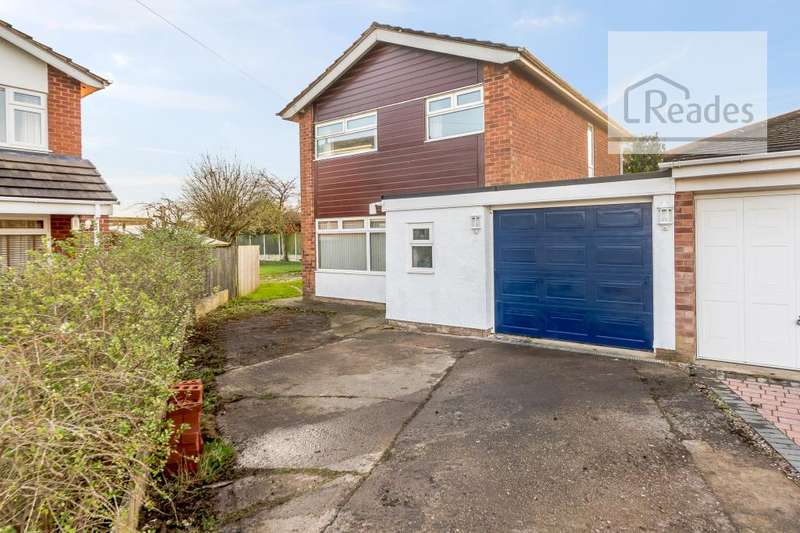 4 Bedrooms Link Detached House for sale in Bod Offa Drive, Buckley CH7 2