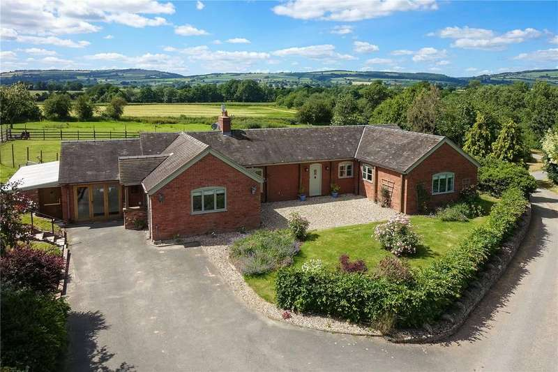 4 Bedrooms Detached House for sale in Sutton, Stanton Lacy, Ludlow