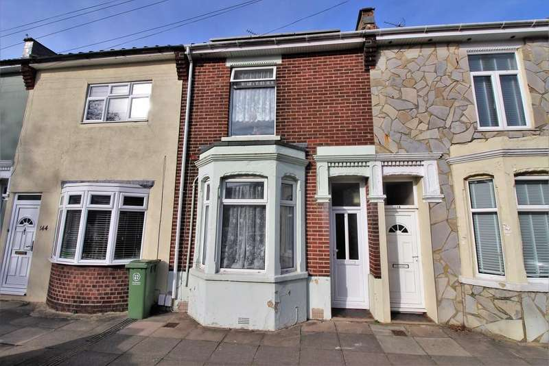 3 Bedrooms Terraced House for sale in Jervis Road, Stamshaw