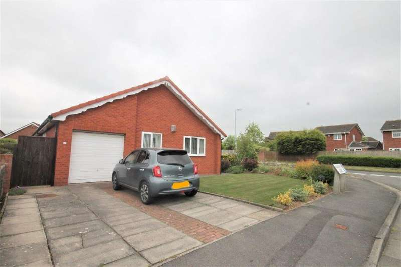 3 Bedrooms Detached Bungalow for sale in Barberry Close, Ingleby Barwick, Stockton-On-Tees