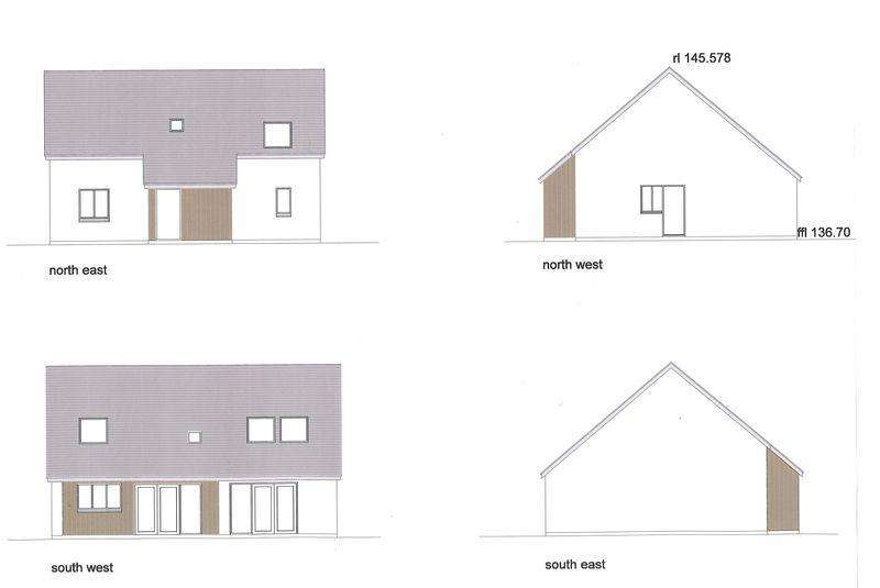 4 Bedrooms Detached House for sale in BRAND NEW three bed detached house!