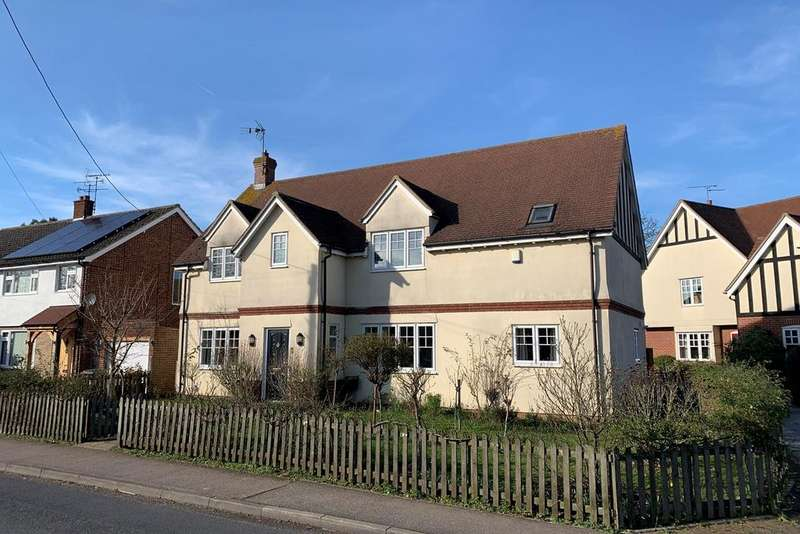 4 Bedrooms Detached House for sale in School Lane, Broomfield, Chelmsford, CM1