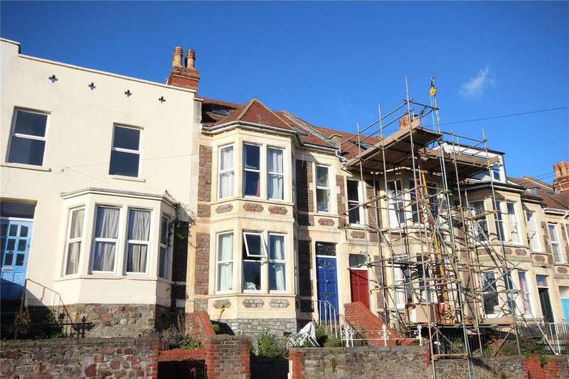 6 Bedrooms Terraced House for sale in Hurlingham Road, St. Andrews, Bristol, BS7