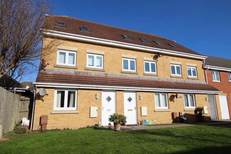 2 Bedrooms Maisonette Flat for sale in Sartoris Close, Warsash , Southampton