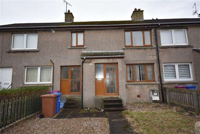 3 Bedrooms Terraced House for sale in Bryson Crescent, Portessie, Buckie