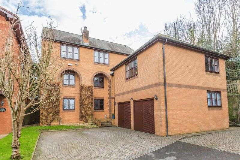 5 Bedrooms Property for sale in Drakes Way Portishead, Bristol