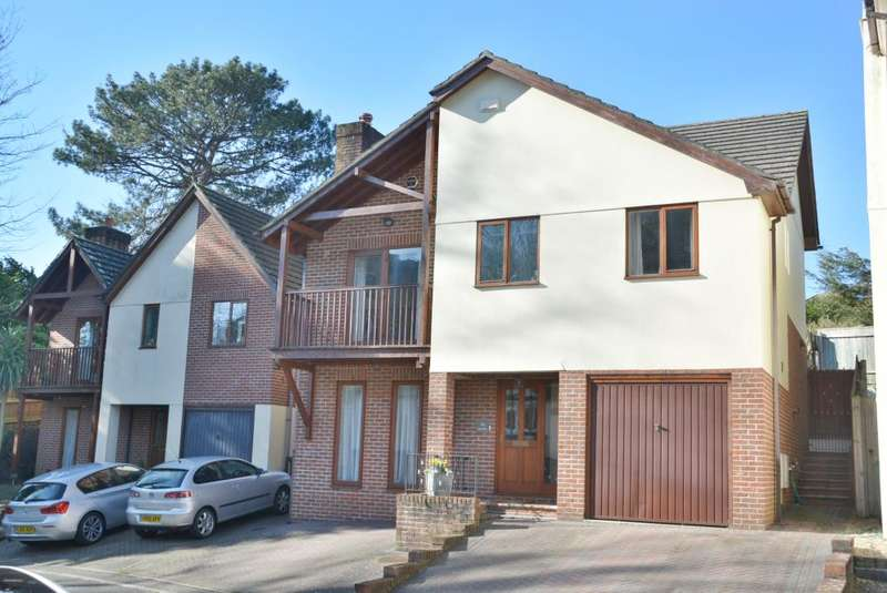 4 Bedrooms Detached House for sale in Cooke Road, Parkstone, Poole, BH12 1QB