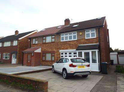 4 Bedrooms Semi Detached House for sale in Tollgate Road, Waltham Cross, Hertfordshire