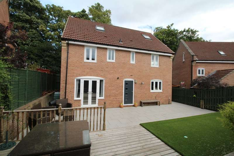 5 Bedrooms Detached House for sale in Pasture Field, Sedgefield