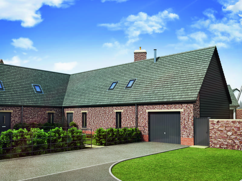 4 Bedrooms Detached House for sale in Great Court Farm, Great Court Farm