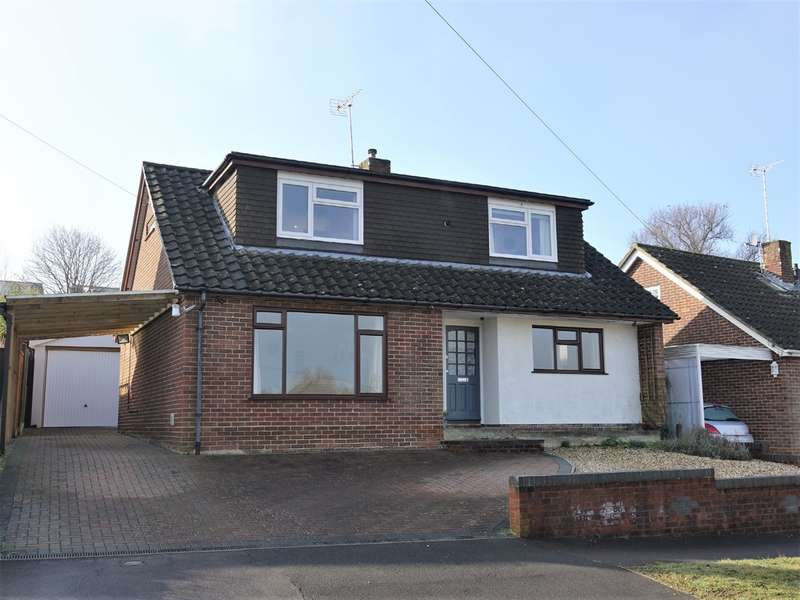4 Bedrooms Detached House for sale in Dale Road, Hythe