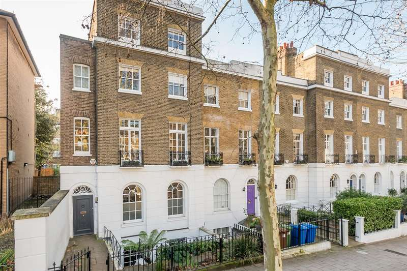 6 Bedrooms Semi Detached House for sale in Camberwell Grove, Camberwell, SE5