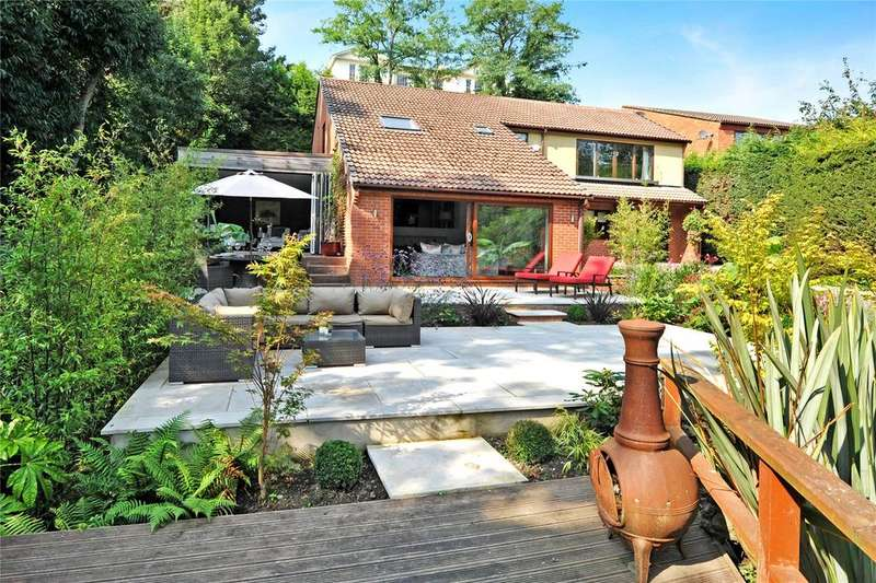 4 Bedrooms Detached House for sale in Hedgemead Close, Stapleton, Bristol, BS16