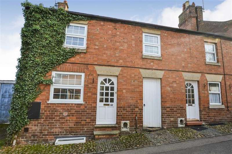 2 Bedrooms End Of Terrace House for sale in Kibworth Harcourt