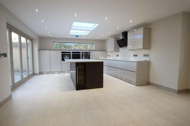 4 Bedrooms Detached House for sale in Brewers Yard, Potterhanworth