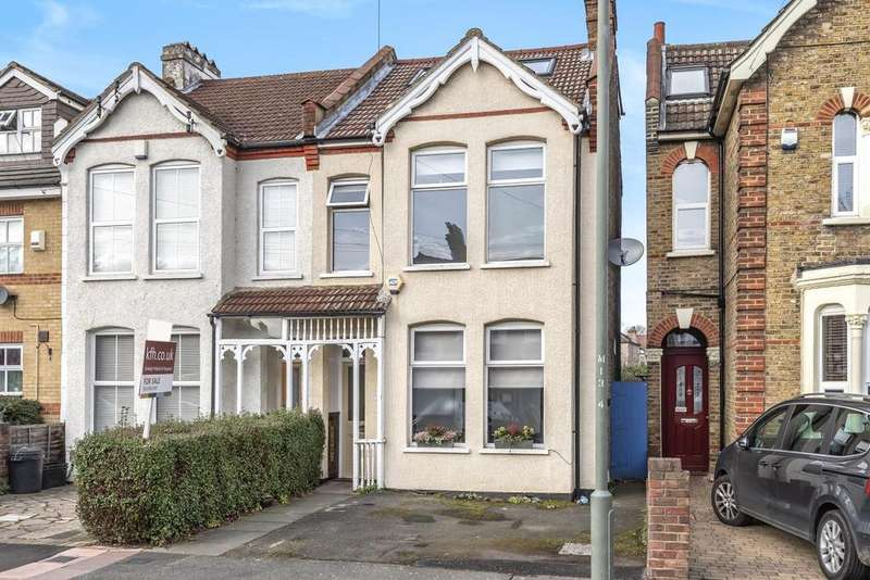 5 Bedrooms Semi Detached House for sale in Marlow Road, Penge
