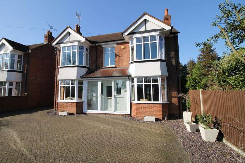 4 Bedrooms Detached House for sale in Farnborough Road, Farnborough , Hampshire, GU14