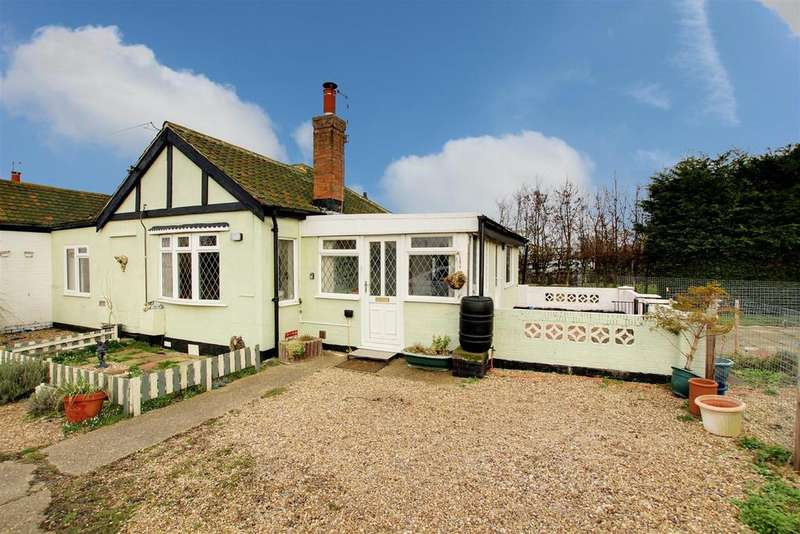 2 Bedrooms Semi Detached Bungalow for sale in Harlequin Drive, Mablethorpe
