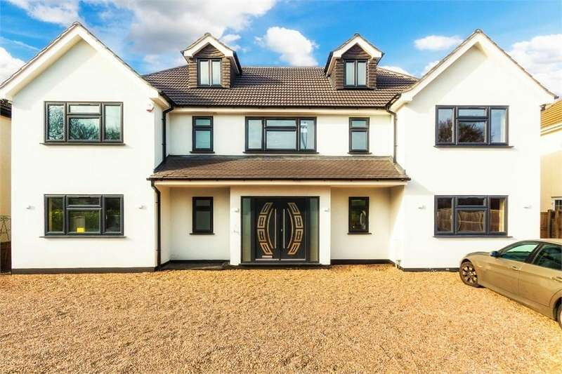 7 Bedrooms Detached House for sale in Welley Road, Wraysbury, Berkshire