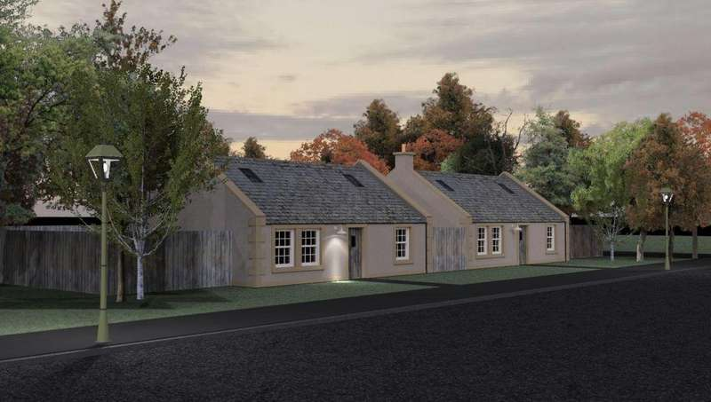 4 Bedrooms Plot Commercial for sale in Land South West Of 54 Dewarton, Midlothian