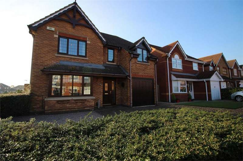 3 Bedrooms Detached House for sale in Whinfell Close, Stukeley Meadows