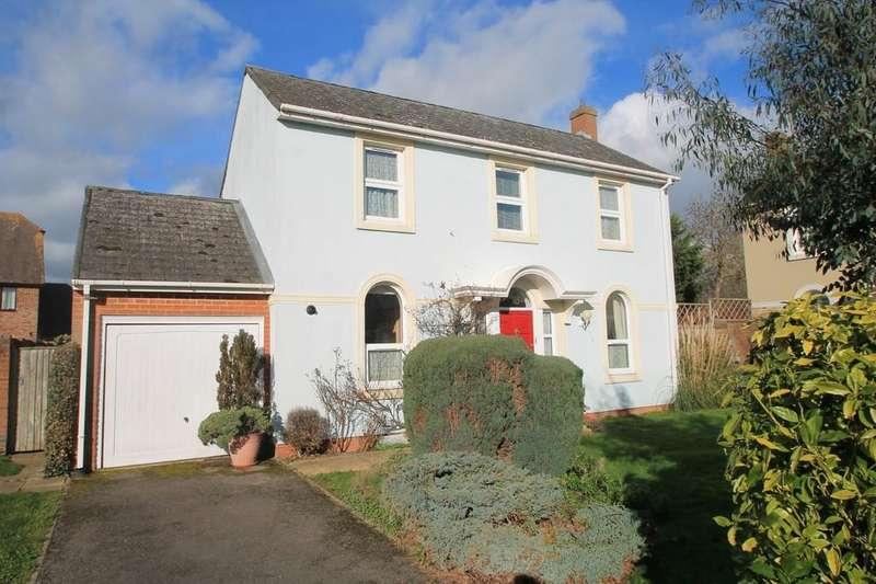 3 Bedrooms Detached House for sale in The Comfrey, Watermead, Aylesbury