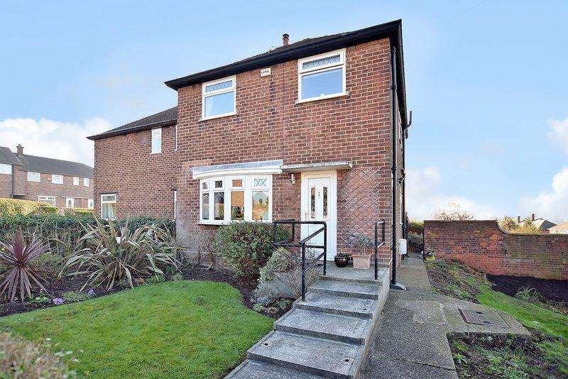 3 Bedrooms Semi Detached House for sale in Crofton Road, Runcorn