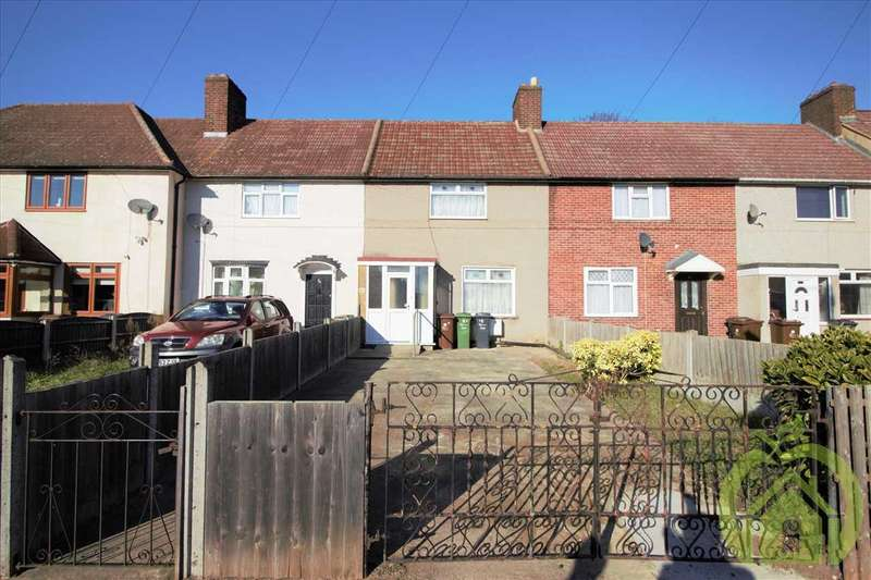 3 Bedrooms Terraced House for sale in Valence Wood Road, Dagenham