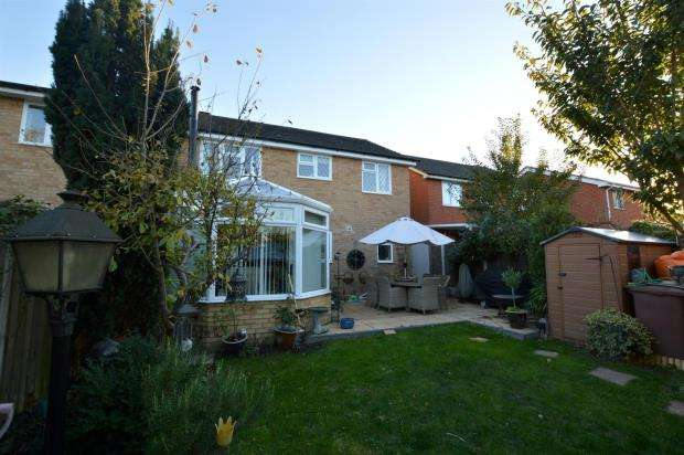 4 Bedrooms House for sale in Flanders Field, Colchester