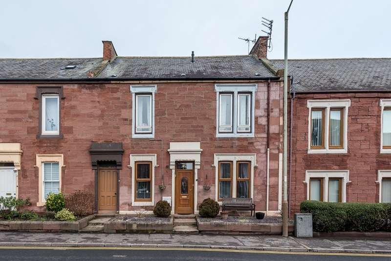 2 Bedrooms Flat for sale in Cairnie Street, Arbroath, Angus, DD11 3BL