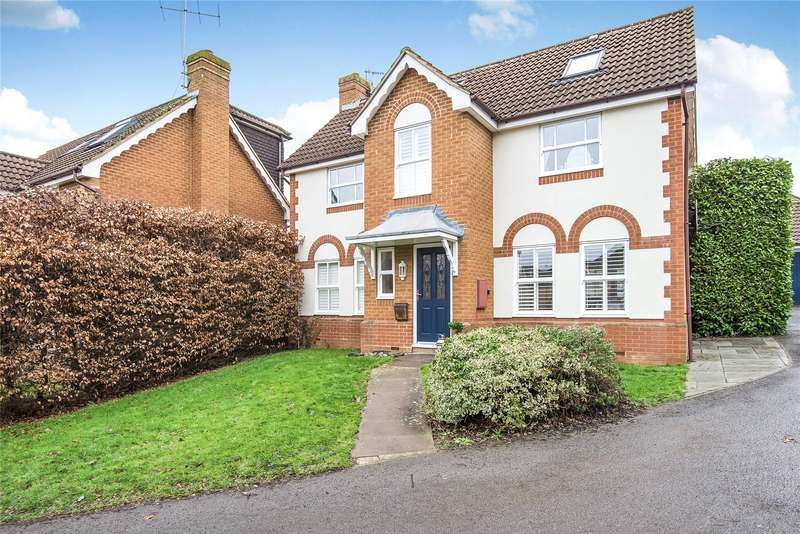 6 Bedrooms Detached House for sale in Yorkshire Place, Warfield, Berkshire, RG42