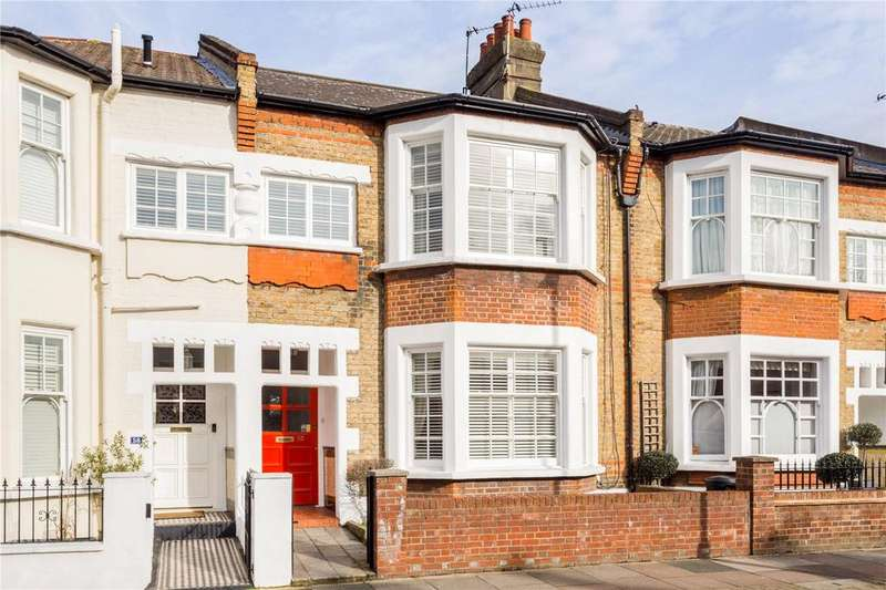 3 Bedrooms Terraced House for sale in Hotham Road, Putney, London, SW15