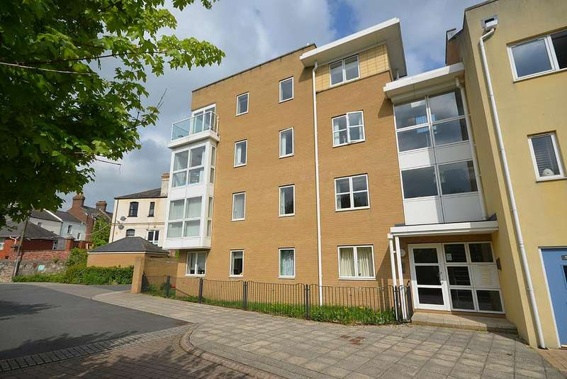 2 Bedrooms Apartment Flat for sale in Richmond Court, Exeter