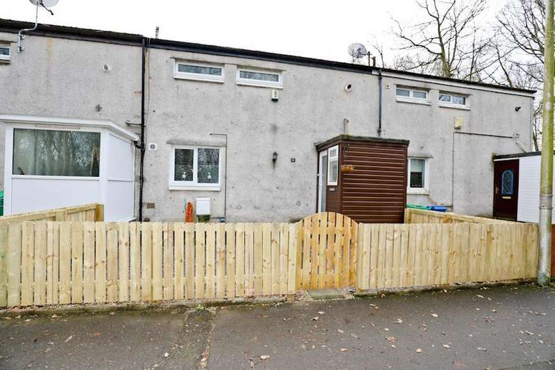 2 Bedrooms Terraced House for sale in Dunbar Court, Glenrothes