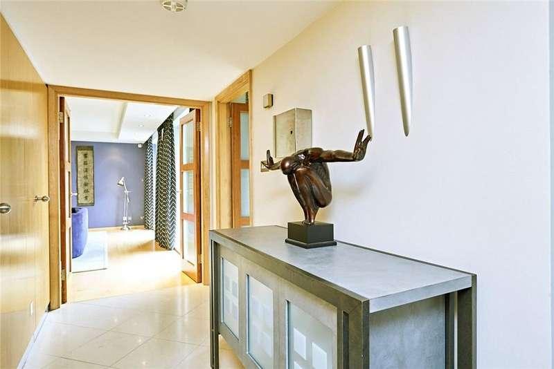 4 Bedrooms Flat for sale in Grosvenor Road, Pimlico, London, SW1V