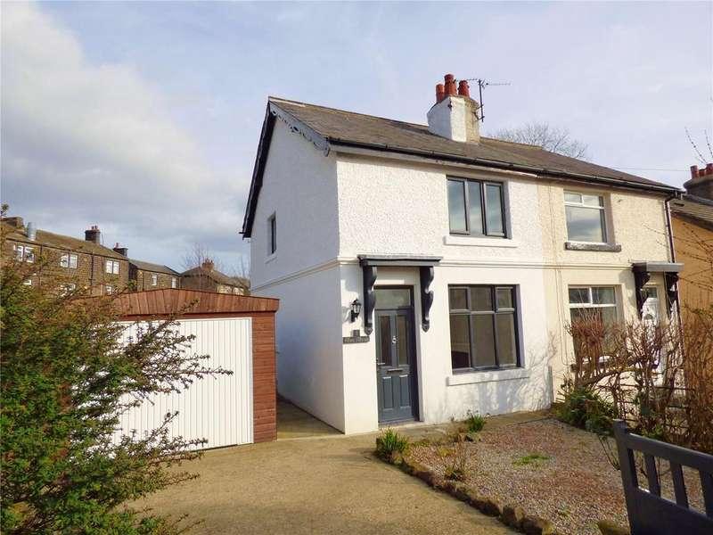 3 Bedrooms Semi Detached House for sale in Victoria Gardens, Horsforth, Leeds, West Yorkshire, LS18