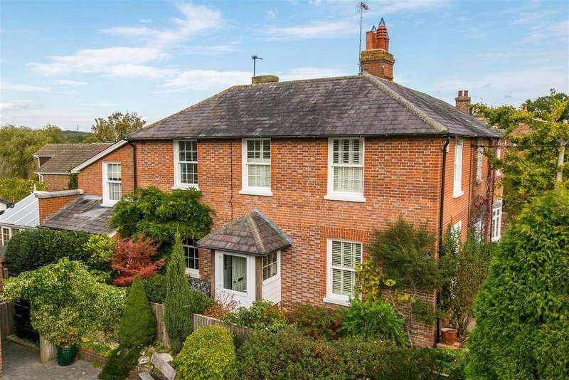 3 Bedrooms Semi Detached House for sale in High Street, East Hoathly