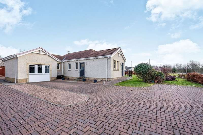 4 Bedrooms Detached Bungalow for sale in Osprey Road, Montrose, DD10