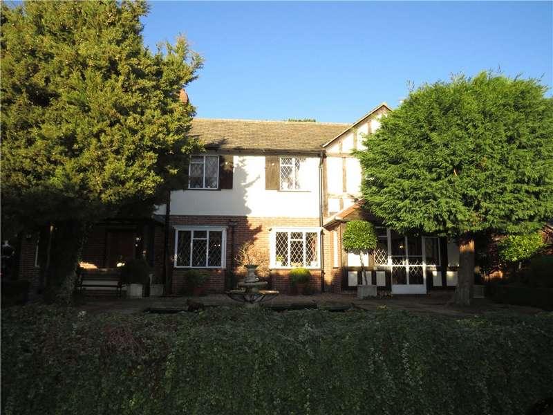 5 Bedrooms Farm House Character Property for sale in Elms Farm Way, Littleover, Derby, Derbyshire, DE23