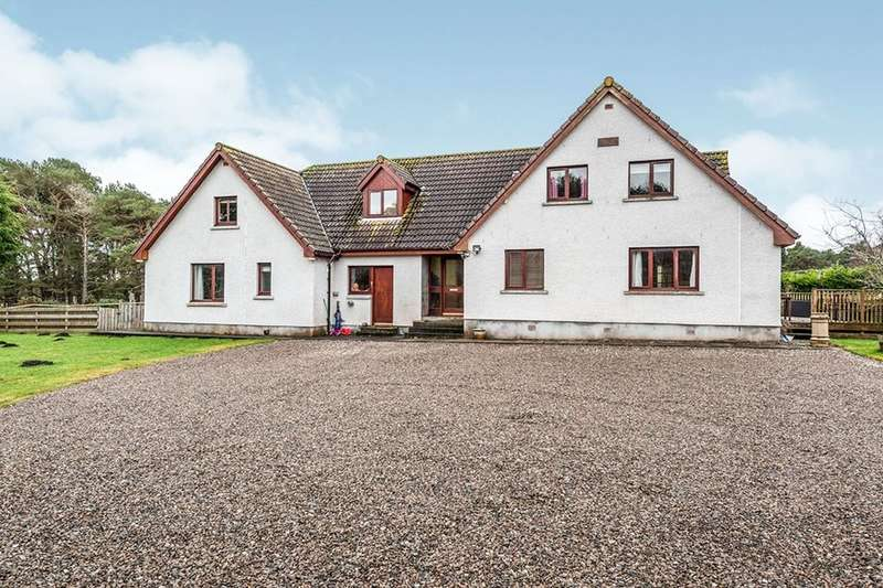 7 Bedrooms Detached House for sale in Dornoch, IV25