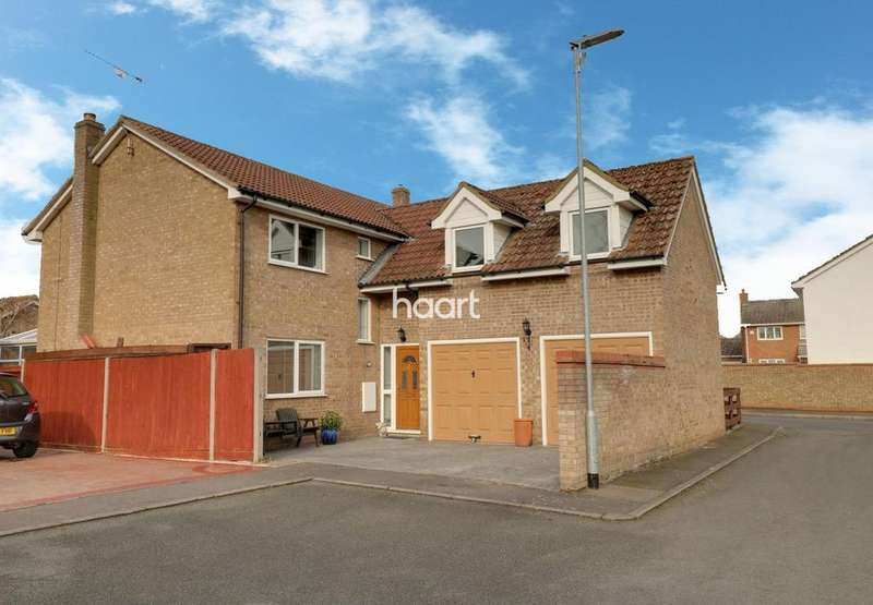 5 Bedrooms Detached House for sale in Town Orchard, Southoe