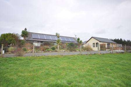 4 Bedrooms Detached Bungalow for sale in Ar-Tigh The Bothy, Upper Dinvin, Portpatrick, DG9 8TL