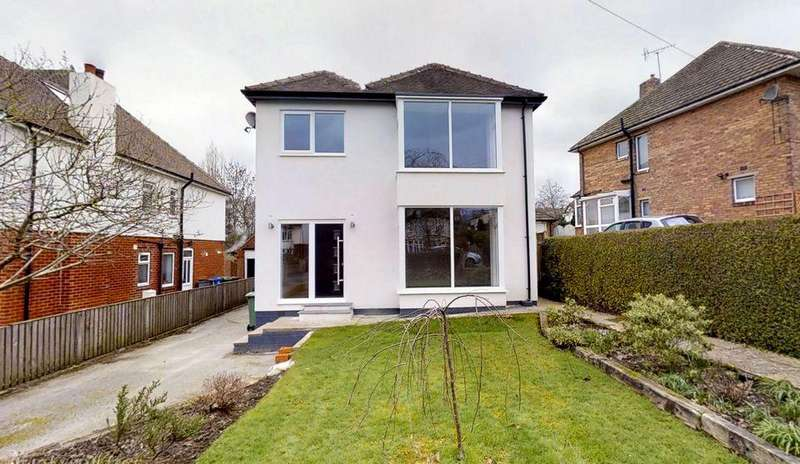 4 Bedrooms Detached House for sale in 91 Pingle Road Millhouses Sheffield S7 2LL