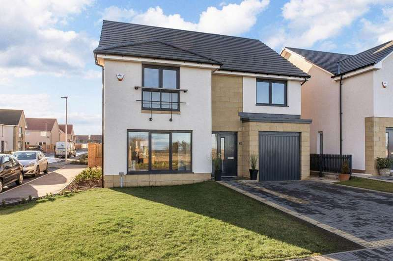 4 Bedrooms Detached House for sale in 59 Comrie Avenue, Dunbar, EH421ZN