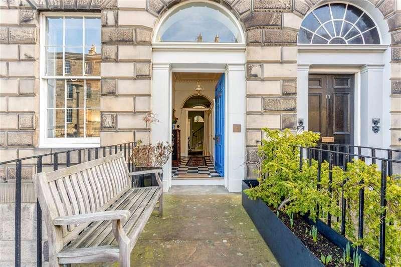 3 Bedrooms Apartment Flat for sale in Scotland Street, Edinburgh