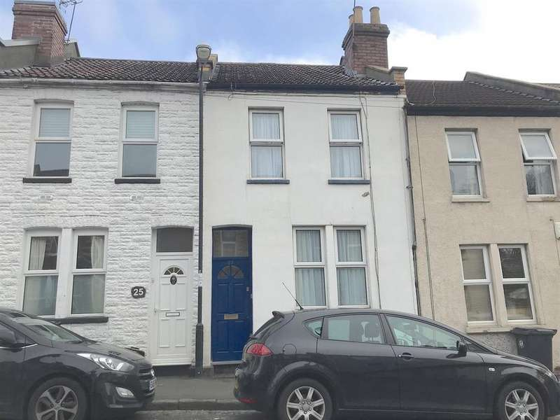 3 Bedrooms Terraced House for sale in Bowden Road, St George, BS5 7AU